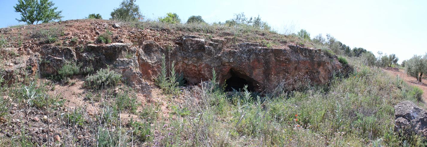 Cuevas del Camino de la Virgen