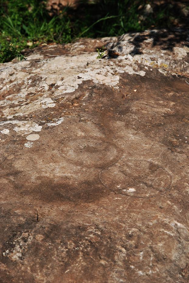 Petroglifo de la Senda de los Cantareros